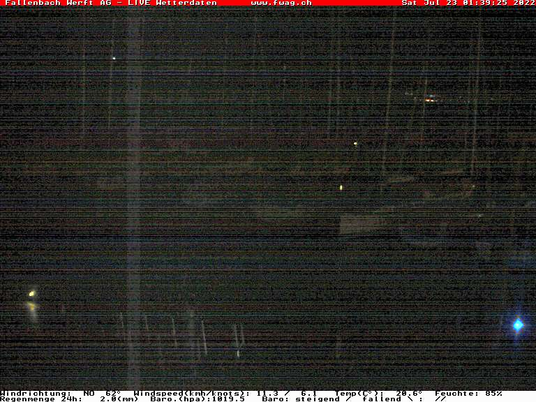 Webcam Marina Fallenbach, Brunnen - Urner See