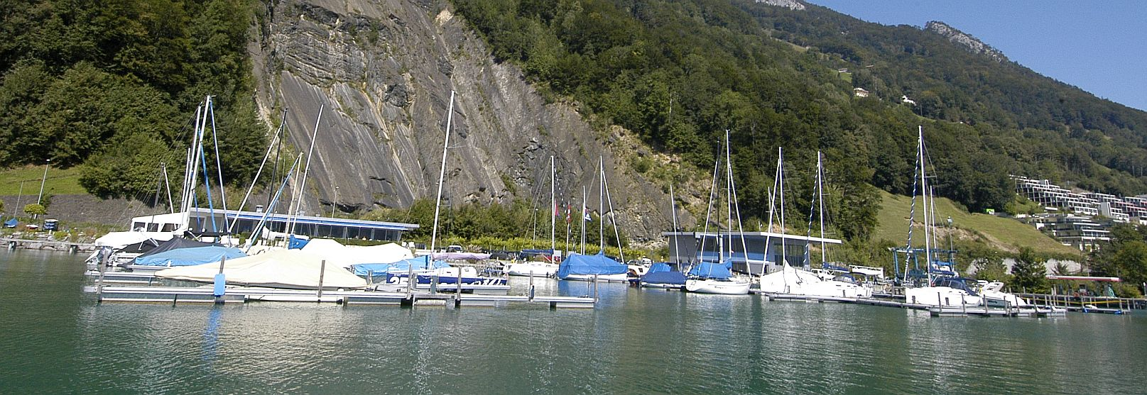 Die Marina Fallenbach
